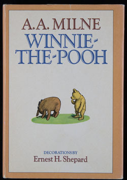 Front Cover of Winnie-the-Pooh by A.A. Milne