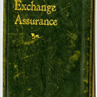 1915 Diary (Royal Exchange Assurance)