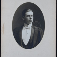 Portrait of Harry Colebourn