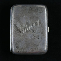 Harry Colebourn's Cigarette Case